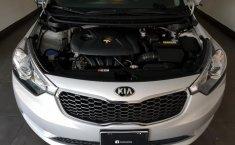 Kia Forte 2.0 Sx At Piel Qc 2016 Plata-4