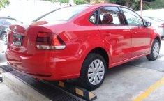 Volkswagen Vento impecable en Nuevo León más barato imposible-7