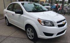 En venta un Chevrolet Aveo 2017 Manual en excelente condición-9