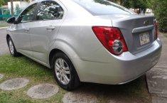 Chevrolet Sonic LT 2013 automatico 39000km unico dueño factura original-2