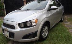 Chevrolet Sonic LT 2013 automatico 39000km unico dueño factura original-3