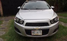 Chevrolet Sonic LT 2013 automatico 39000km unico dueño factura original-5