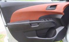Chevrolet Sonic LT 2013 automatico 39000km unico dueño factura original-6