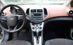 Chevrolet Sonic LT 2013 automatico 39000km unico dueño factura original-8