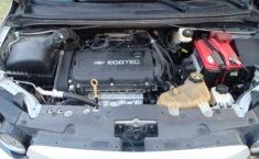 Chevrolet Sonic LT 2013 automatico 39000km unico dueño factura original-11
