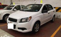 Vendo Chevrolet Aveo 2013 Automático-2