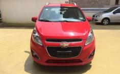 Vendo Chevrolet Spark 2013 Rojo-0