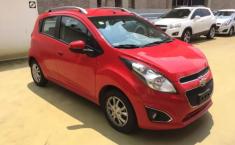 Vendo Chevrolet Spark 2013 Rojo-1