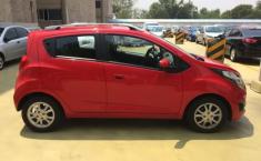 Vendo Chevrolet Spark 2013 Rojo-3