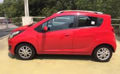 Vendo Chevrolet Spark 2013 Rojo-5