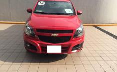 Vendo Chevrolet Tornado 2014 Rojo-1
