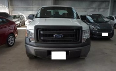 Vendo Ford F150 2014 Blanca-0