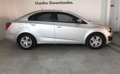 Chevrolet Sonic 2013 Gris-0