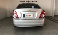 Chevrolet Sonic 2013 Gris-2