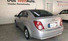 Chevrolet Sonic 2013 Gris-3