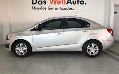 Chevrolet Sonic 2013 Gris-5