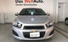 Chevrolet Sonic 2013 Gris-11