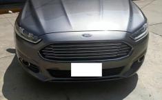 Vendo Ford Fusion 2013 Gris $90,000-4