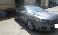 Vendo Ford Fusion 2013 Gris $90,000-5