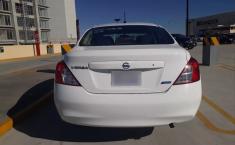 Nissan Versa 2013 Blanco en Puebla-3