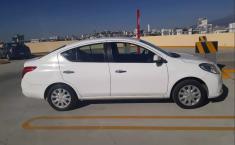 Nissan Versa 2013 Blanco en Puebla-5