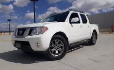 Nissan Frontier 2016 Pro-4X 4x2 Blanco -0