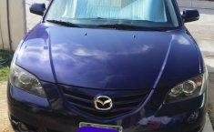 Mazda 3 2006 Azul marino -1