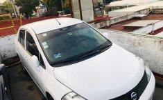 Nissan Tiida Sense 2013 Blanco-0
