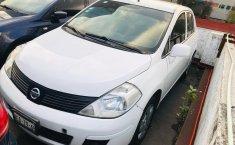 Nissan Tiida Sense 2013 Blanco-3