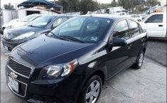 Chevrolet Aveo 2014 Negro $55,000-0