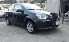 Chevrolet Aveo 2014 Negro $55,000-2