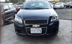 Chevrolet Aveo 2014 Negro $55,000-1