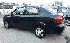 Chevrolet Aveo 2014 Negro $55,000-3