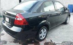 Chevrolet Aveo 2014 Negro $55,000-4