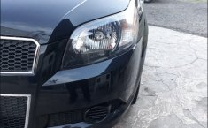 Chevrolet Aveo 2014 Negro $55,000-6