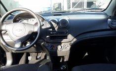 Chevrolet Aveo 2014 Negro $55,000-7