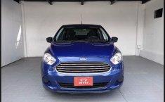 Ford Figo 2017 Azul $65,000-1