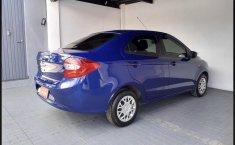 Ford Figo 2017 Azul $65,000-4