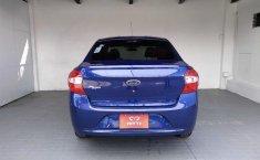 Ford Figo 2017 Azul $65,000-5