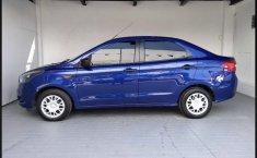 Ford Figo 2017 Azul $65,000-7