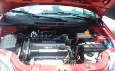 Chevrolet Aveo 2016 -12