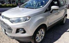 Urge!! Un excelente Ford EcoSport 2014 Automático vendido a un precio increíblemente barato en Miguel Hidalgo-6