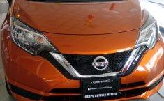 Nissan Note 2019 Naranja -0