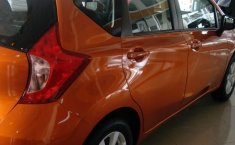 Nissan Note 2019 Naranja -1
