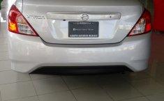 Nissan Versa 2019 Blanco -2