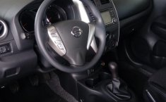 Nissan Versa 2019 Blanco -9