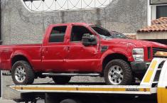 Camioneta Ford F-250, Super Duty, pick up, 4x4, motor v-8 de 6.4 l. 343 hp, turbo diesel-2