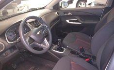 Chevrolet Aveo LT std 2018 último con seguro GRATIS, contado o crédito -3
