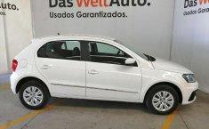En venta un Volkswagen Gol 2017 Manual muy bien cuidado-9