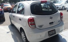 Nissan March impecable en Puebla-9